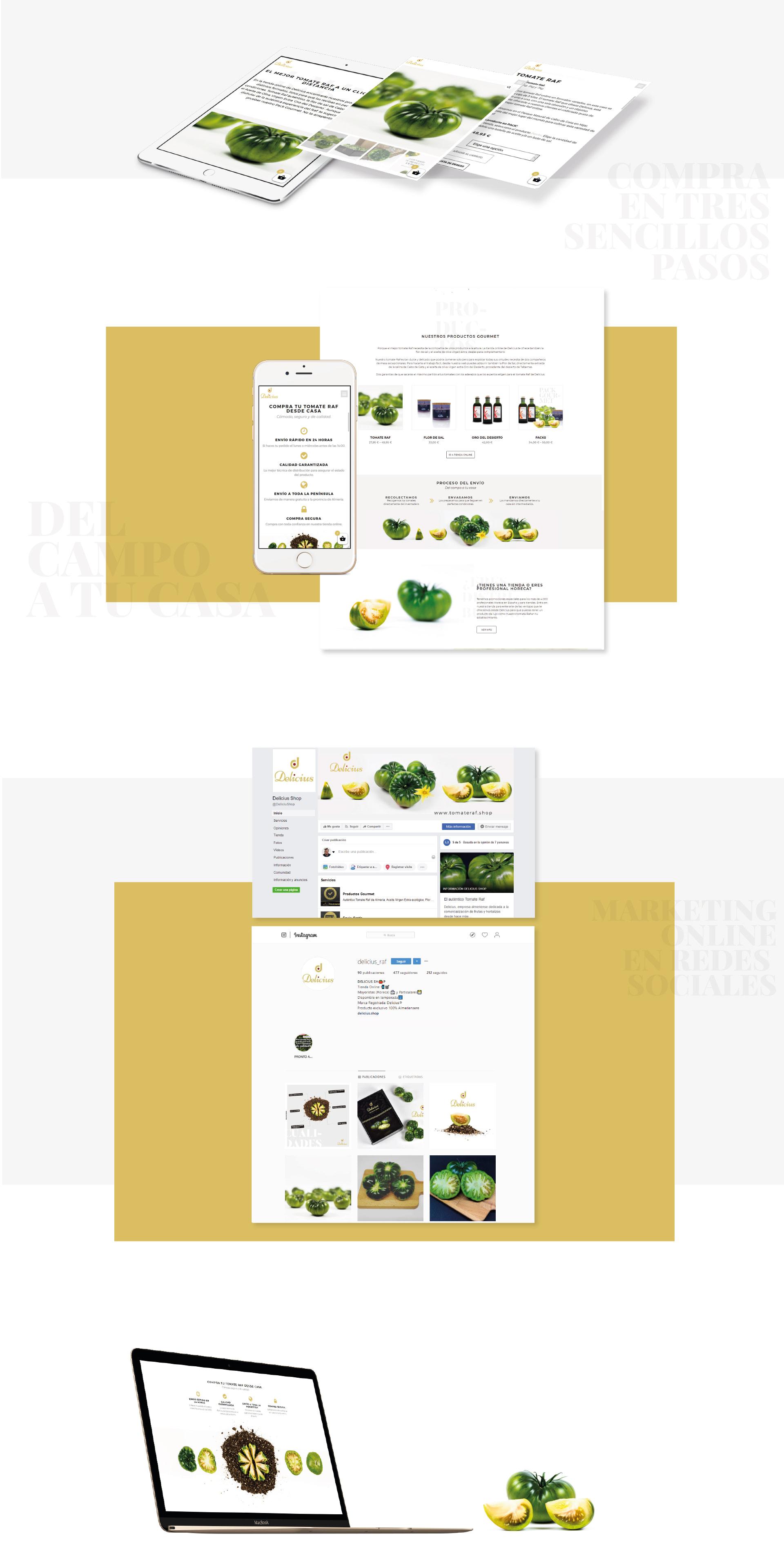 Delicious 3 - Fama Publicidad