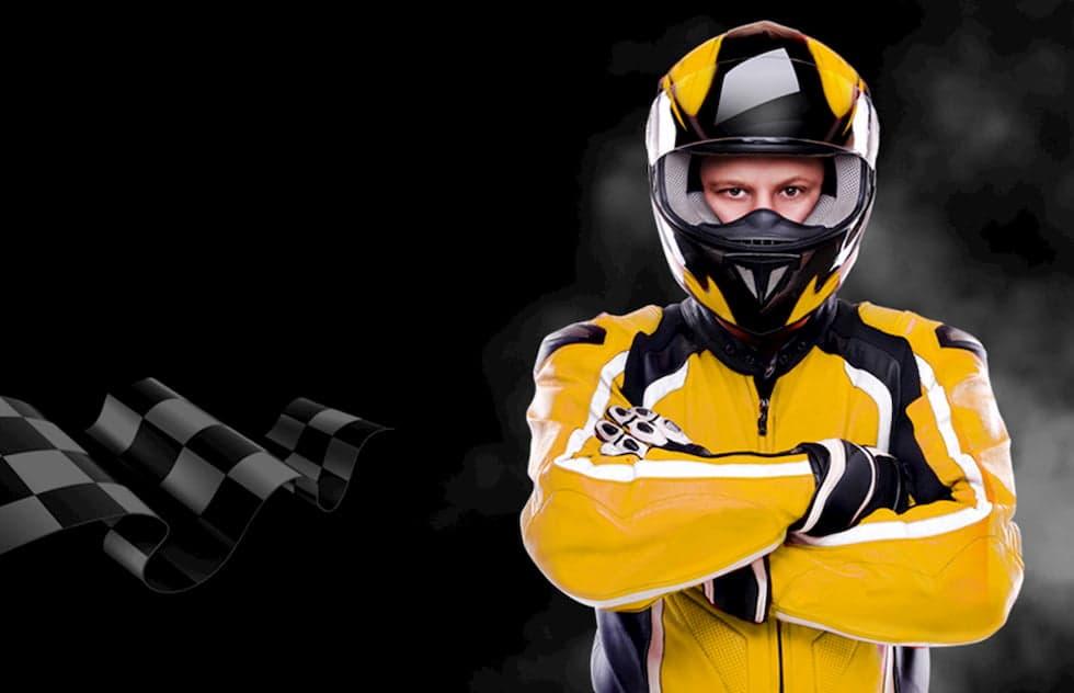 Página web Karting Almeria