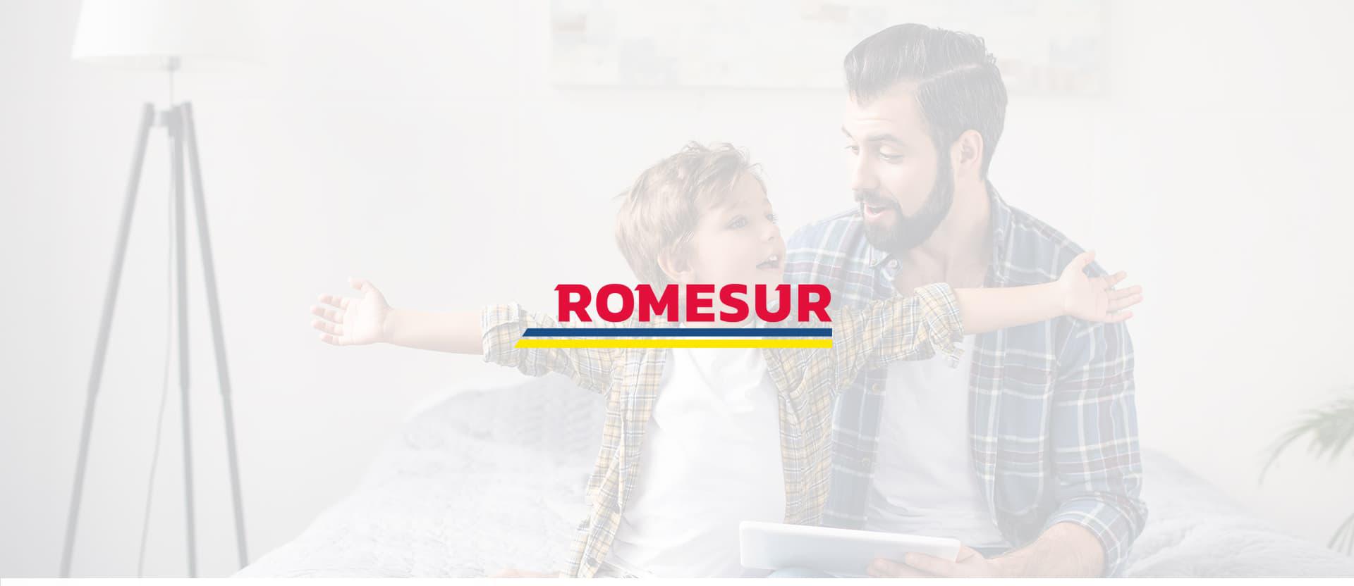 Romesur 1 - Fama Publicidad