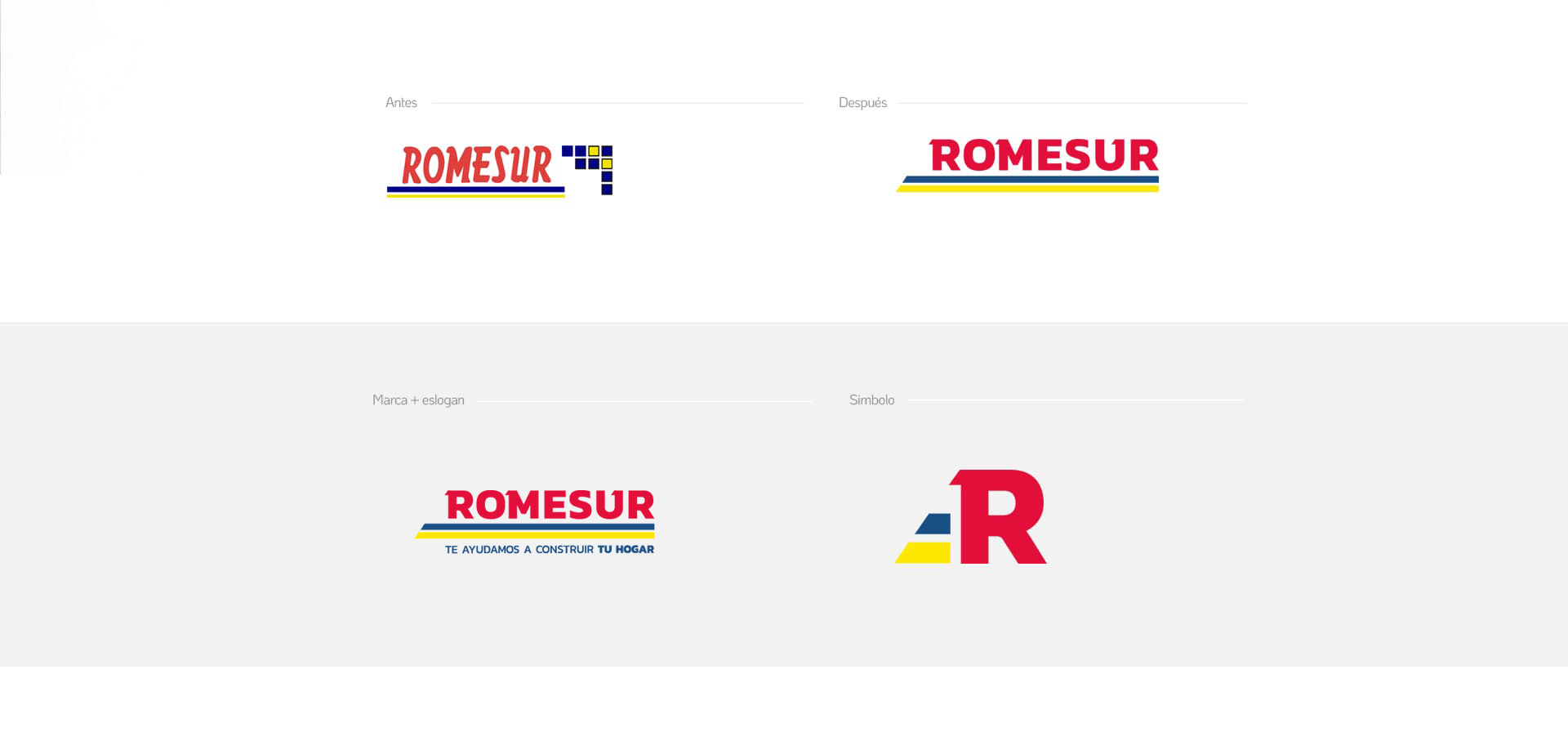 Romesur 2 - Fama Publicidad